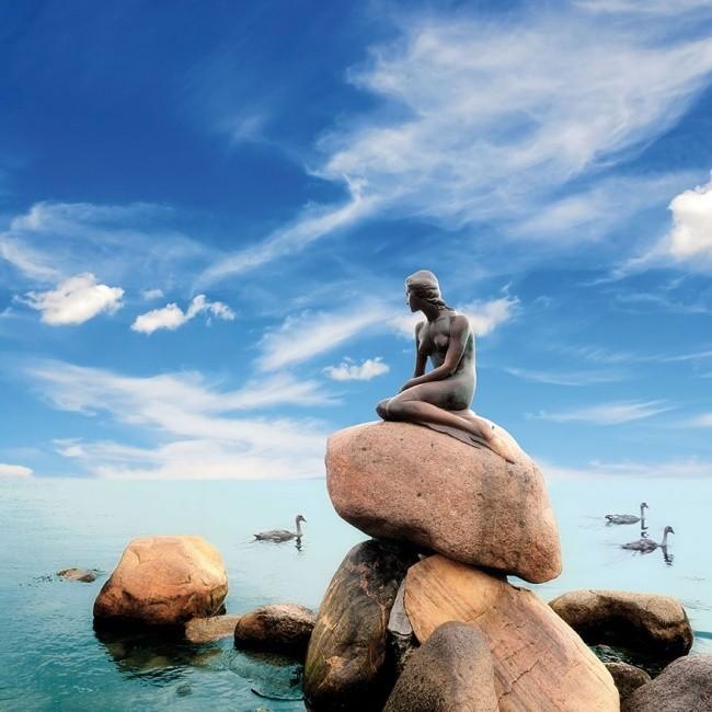 9 bí mật đáng kinh ngạc ẩn sau những bức tượng nổi tiếng ảnh 3