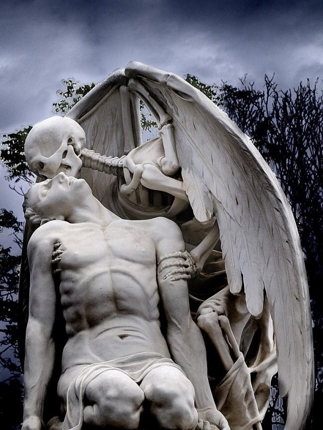 9 bí mật đáng kinh ngạc ẩn sau những bức tượng nổi tiếng ảnh 7