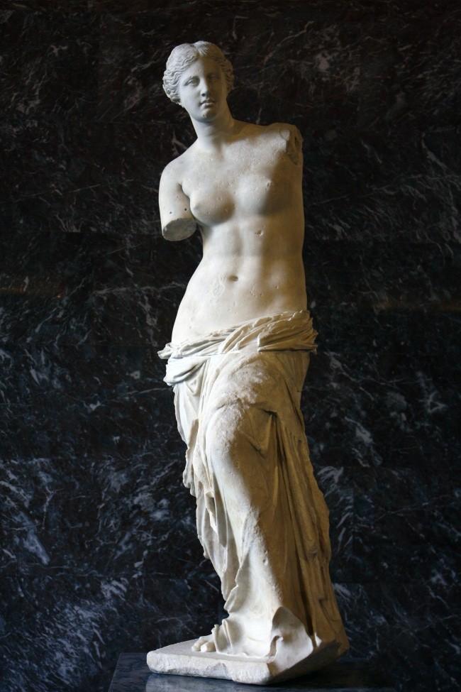9 bí mật đáng kinh ngạc ẩn sau những bức tượng nổi tiếng ảnh 8