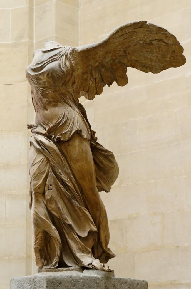 9 bí mật đáng kinh ngạc ẩn sau những bức tượng nổi tiếng ảnh 9
