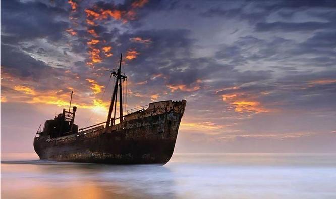 """""""Soi"""" lại lịch sử 12 con tàu chìm bí ẩn dưới đáy đại dương ảnh 10"""