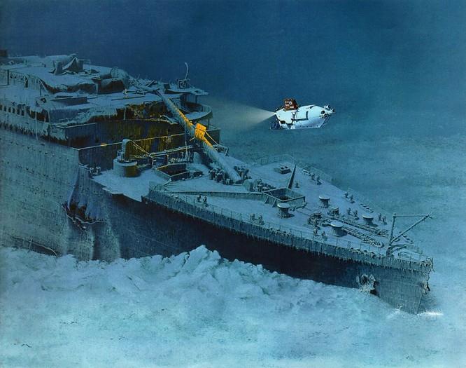 """""""Soi"""" lại lịch sử 12 con tàu chìm bí ẩn dưới đáy đại dương ảnh 12"""