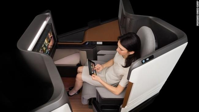 Những chiếc máy bay chở khách trong tương lai sẽ như thế nào? ảnh 1