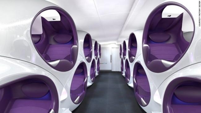 Những chiếc máy bay chở khách trong tương lai sẽ như thế nào? ảnh 6