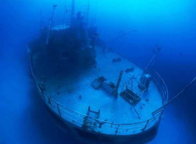 """""""Soi"""" lại lịch sử 12 con tàu chìm bí ẩn dưới đáy đại dương ảnh 6"""