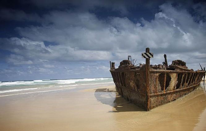 """""""Soi"""" lại lịch sử 12 con tàu chìm bí ẩn dưới đáy đại dương ảnh 7"""
