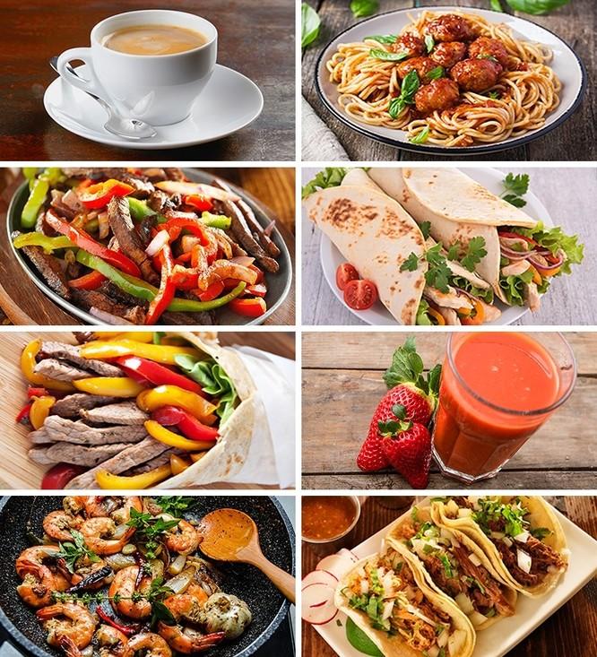 Trải nghiệm ẩm thực thế giới với 30 USD ảnh 10