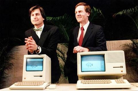 32 tấm ảnh kể lại lịch sử của Apple từ lúc thành lập trong một gara xe hơi đến khi trở thành công ty nghìn tỷ USD ảnh 17