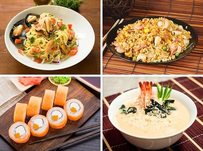 Trải nghiệm ẩm thực thế giới với 30 USD ảnh 2