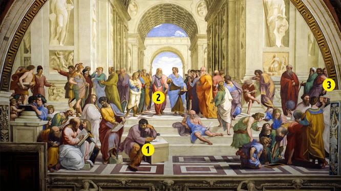 7 chi tiết bất ngờ ẩn trong bức tranh nổi tiếng ảnh 5