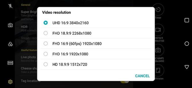 13 mẹo để có được thước phim hoàn hảo hơn trên thiết bị Android ảnh 5