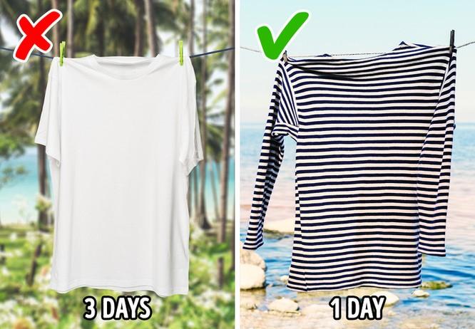 Mẹo giặt quần áo luôn trắng sạch và thơm mát như mùa xuân ảnh 4