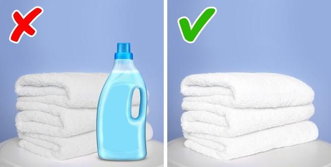 Mẹo giặt quần áo luôn trắng sạch và thơm mát như mùa xuân ảnh 6