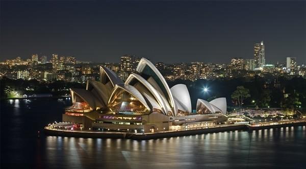 Top 10 công trình mang tính biểu tượng nhất trên thế giới ảnh 1
