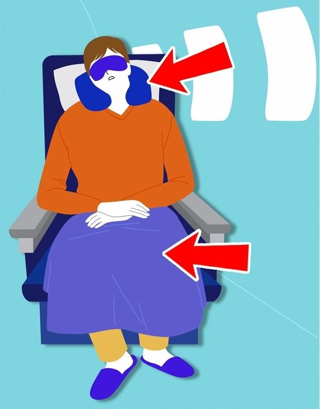 11 lời khuyên của chuyên gia về cách giữ gìn sức khỏe trên máy bay ảnh 2