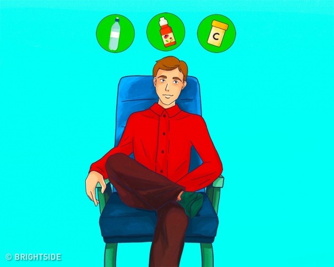 11 lời khuyên của chuyên gia về cách giữ gìn sức khỏe trên máy bay ảnh 7