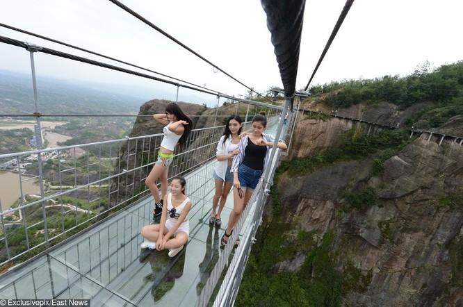 10 cây cầu kỳ lạ và độc đáo nhất trên thế giới ảnh 10