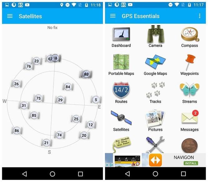 Mẹo cải thiện độ chính xác của tín hiệu GPS trên Android ảnh 2