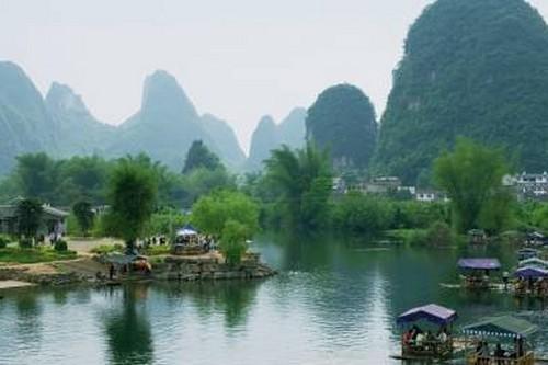 Top 10 địa điểm tham quan du lịch hàng đầu Trung Quốc ảnh 2