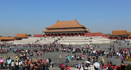 Top 10 địa điểm tham quan du lịch hàng đầu Trung Quốc ảnh 7