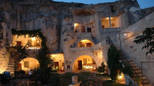 Top 10 khách sạn kỳ lạ nhất thế giới ảnh 7