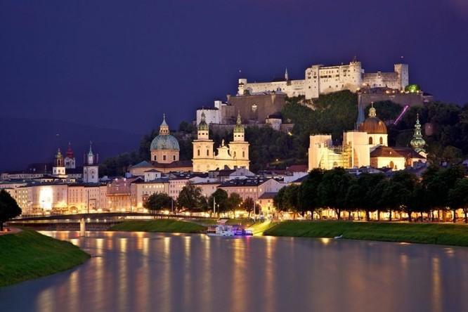 Top 10 địa điểm du lịch nổi tiếng nhất nước Áo ảnh 2