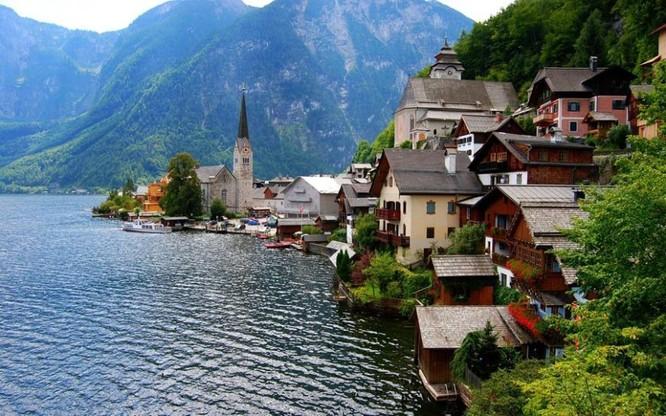 Top 10 địa điểm du lịch nổi tiếng nhất nước Áo ảnh 3