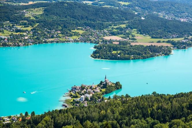 Top 10 địa điểm du lịch nổi tiếng nhất nước Áo ảnh 8