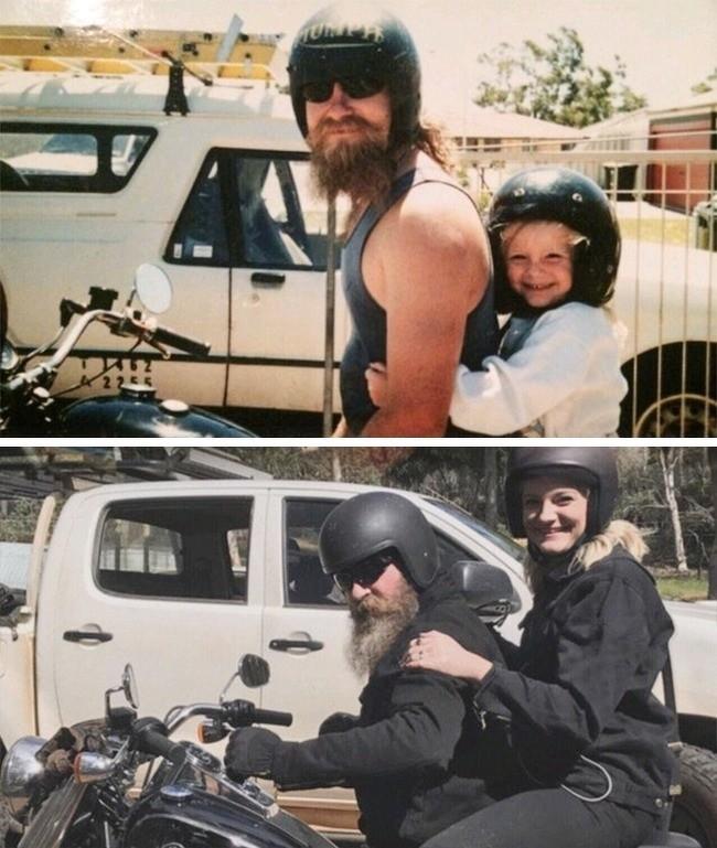 """17 ảnh minh chứng con gái luôn là """"công chúa nhỏ"""" của cha ảnh 2"""