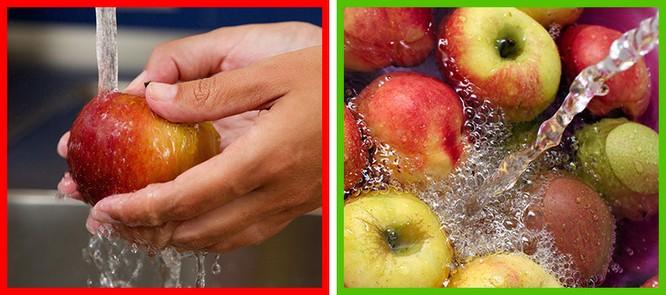 9 loại thực phẩm hầu hết mọi người đều rửa sai cách ảnh 9