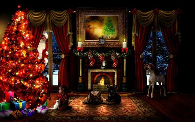 Kết quả hình ảnh cho Christmas Evening