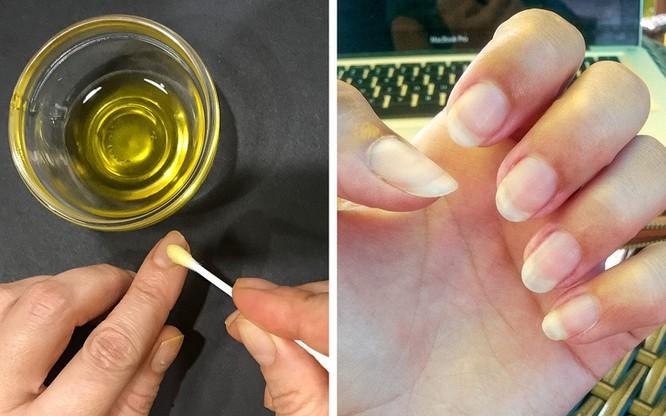 10 liệu pháp tự nhiên đối phó với móng tay yếu, dễ gãy ảnh 6
