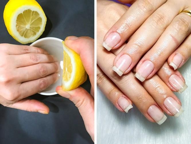 10 liệu pháp tự nhiên đối phó với móng tay yếu, dễ gãy ảnh 5
