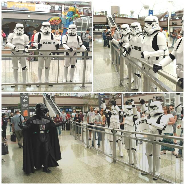16 hình ảnh hài hước chỉ có thể xảy ra ở sân bay ảnh 2