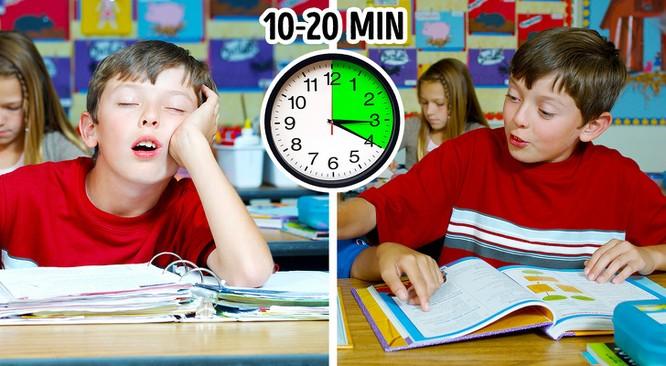 Ngủ trưa có thể ngăn ngừa bệnh tật, cải thiện trí nhớ và tăng tốc độ giảm cân ảnh 1