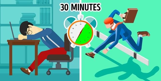Ngủ trưa có thể ngăn ngừa bệnh tật, cải thiện trí nhớ và tăng tốc độ giảm cân ảnh 2