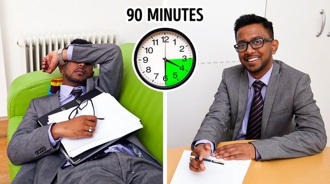 Ngủ trưa có thể ngăn ngừa bệnh tật, cải thiện trí nhớ và tăng tốc độ giảm cân ảnh 4