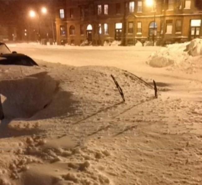15 bức ảnh chứng minh mùa đông là một thách thức cực lớn ảnh 8