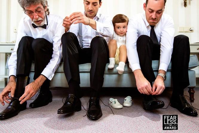 15 bức ảnh cảm động ngày hôn lễ khiến bạn rơi nước mắt ảnh 11