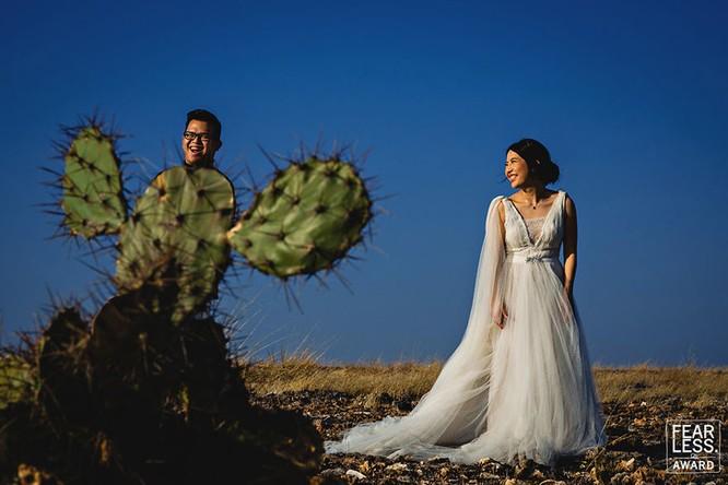 15 bức ảnh cảm động ngày hôn lễ khiến bạn rơi nước mắt ảnh 8