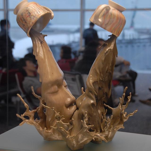 15 tác phẩm điêu khắc trên thế giới khiến người xem phải há hốc mồm ảnh 1