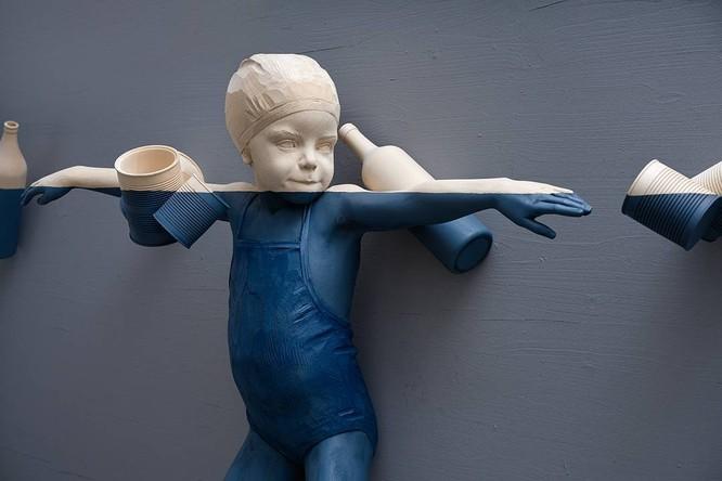 15 tác phẩm điêu khắc trên thế giới khiến người xem phải há hốc mồm ảnh 2