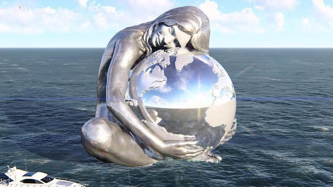 15 tác phẩm điêu khắc trên thế giới khiến người xem phải há hốc mồm ảnh 3
