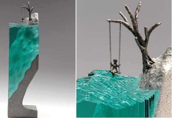 15 tác phẩm điêu khắc trên thế giới khiến người xem phải há hốc mồm ảnh 6
