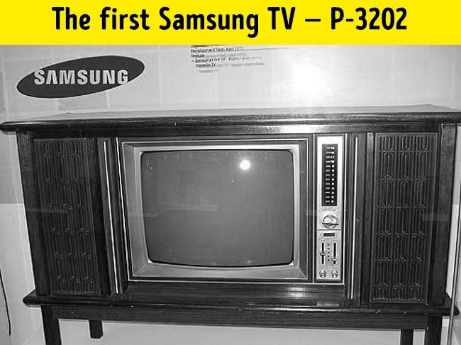 Chùm ảnh thế hệ đầu của các sản phẩm quen thuộc ngày nay ảnh 4