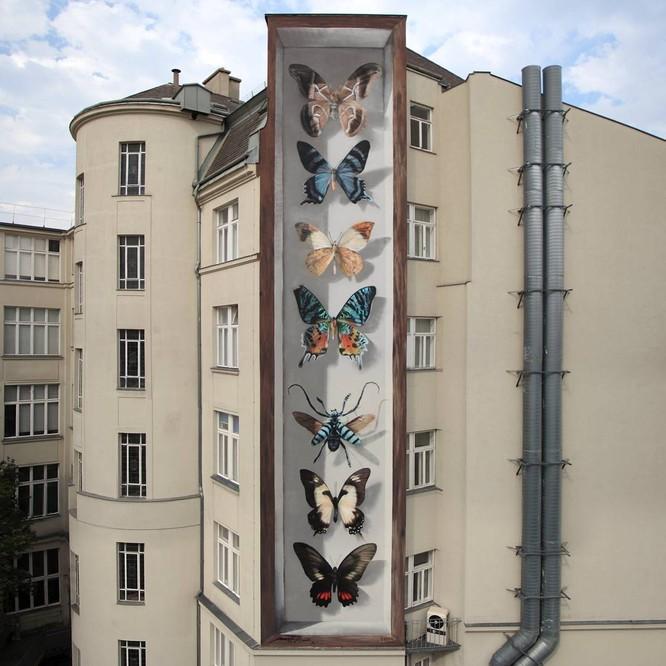 15 tác phẩm nghệ thuật đường phố khiến trái tim ai cũng phải lỡ nhịp ảnh 15