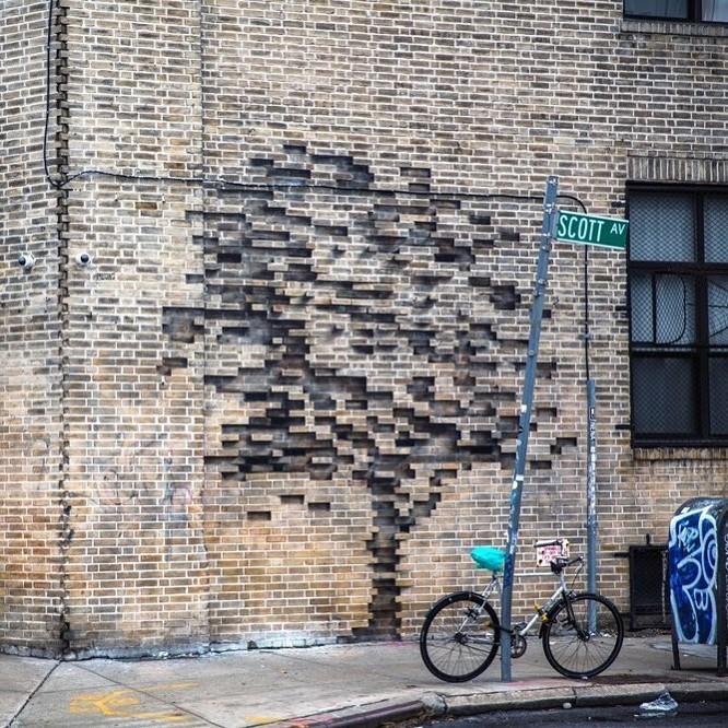 15 tác phẩm nghệ thuật đường phố khiến trái tim ai cũng phải lỡ nhịp ảnh 8