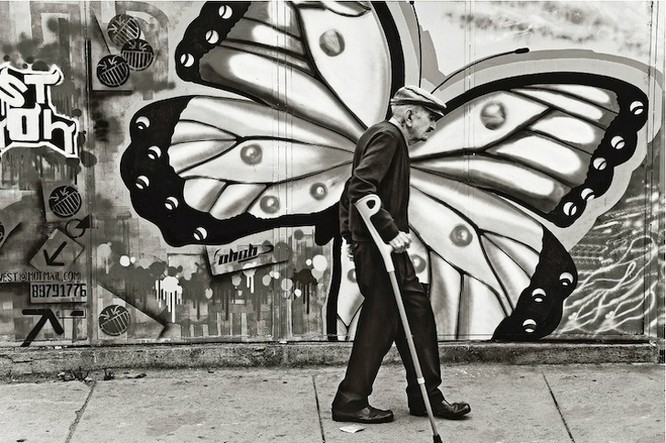 15 tác phẩm nghệ thuật đường phố khiến trái tim ai cũng phải lỡ nhịp ảnh 3