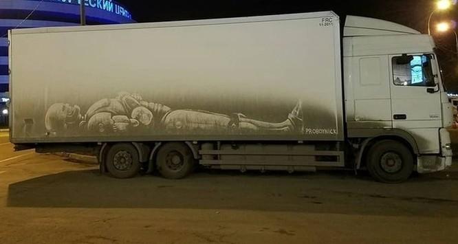 15 tác phẩm nghệ thuật đường phố khiến trái tim ai cũng phải lỡ nhịp ảnh 1