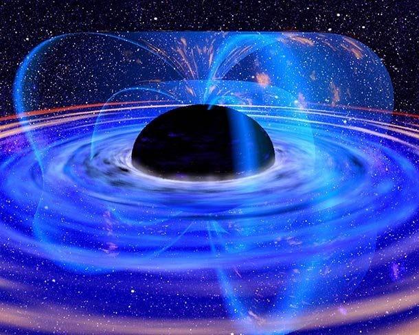 Sự thật ít ai biết đến về hố đen ảnh 4